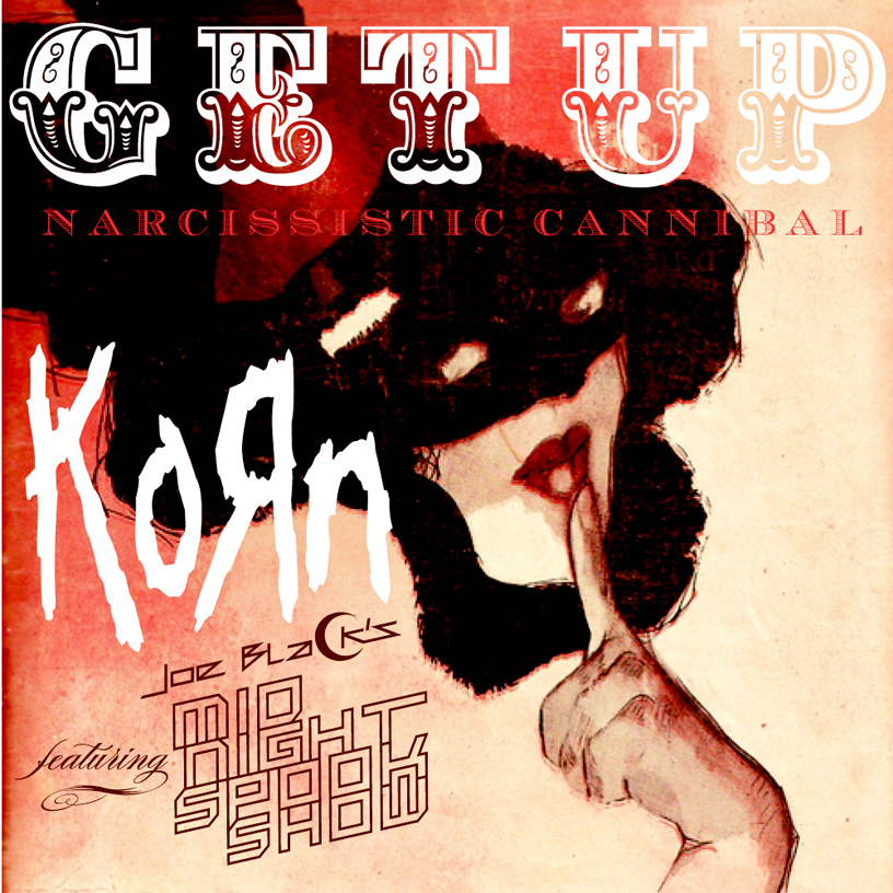 "JOE BLACK'S MIDNIGHT SPOOK SHOW VS. KORN ""GET UP"""